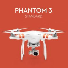 DJI Phantom 3 Standard FPV With 12MP Camera Shoots 2.7K Video RC Quadcopter RTF - Get your first quadcopter today. TOP Rated Quadcopters has the best Beginner, Racing, Aerial Photography, Auto Follow Quadcopters on the planet and more. See you there. ==>