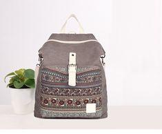 T29-3_01 Book Girl, Travel Backpack, Korean Fashion, Black Friday, Artisan, Shoulder Bag, Handbags, Canvas, Type