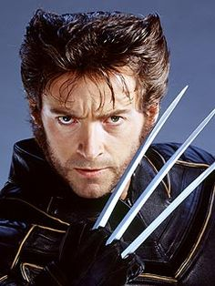 Wolverine (Logan) portrayed by Hugh Jackman