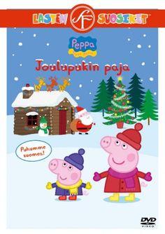 Pipsa Possu: Joulupukin paja dvd. Joulu lähestyy ja lahjojen paketointi on vielä joulupukilla kesken. Pipsa saa mahdollisuuden käväistä pukkia tervehtimässä ja jouluaskareissa auttamassa. Hyvää joulua kaikille toivottaa Pipsa.