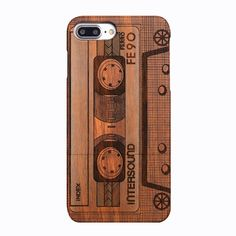 iPhone 7 Rosewood Case from infpass.com