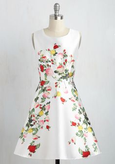 Willing and Ineffable Dress, @ModCloth