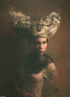Agnieszka Osipa COSTUMES on Behance