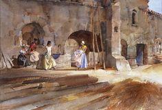 Risultati immagini per william russell flint paintings