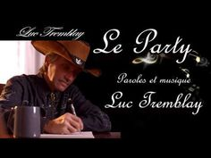 Luc Tremblay extrait de son nouvel album (Seul à cette Table) Clip, Album, Table, Mesas, Desk, Tabletop, Desks, Card Book