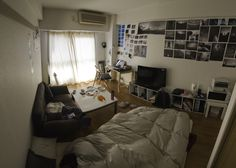 Awesome Apartment Found In Japan