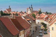 Querfurt / Sachsen Anhalt Altstadt