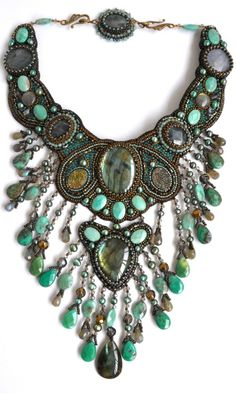 Fun chunky necklace to accentuate my fab fall wardrobe #ShoebuyFallFashion