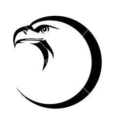 Eagle symbol vector 1723916 - by Reinekke on VectorStock® Native Art, Native American Art, Poster Design, Logo Design, Animal Drawings, Art Drawings, Transférer Des Photos, Eagle Drawing, Eagle Tattoos