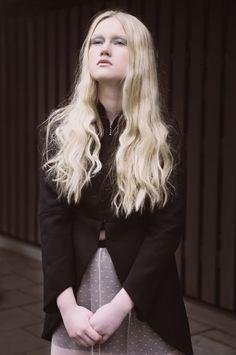 Beliver  Photo: Kari Sverriss  Model: Birgitta  Hair and Makeup: Baddi