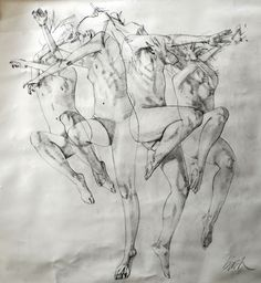 simon birch - New drawings 2012 Great figure drawings never cease to amaze.