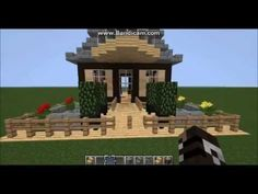 Minecraft - Nice detailed small house design!