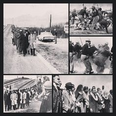 """The Selma to Montgomery marches (1st ONE March 7, 1965 also known as """"Bloody Sunday"""")marked the political & emotional peak of the civil & the voting rights movement. Local African-Americans formed a Voters League. But met resistance to black voter registration. the DCVL requested Dr Martin Luther King & the SCLC's help. The BLOODY SUNDAY MARCH protested the death of Jimmie Lee Jackson & the refusal from the electoral process. 600 protesters were teargassed & billy clubbed by state & local…"""