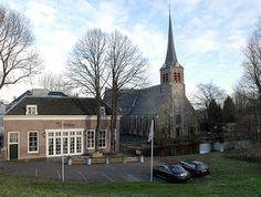 De historische dorpskern van Oud IJsselmonde