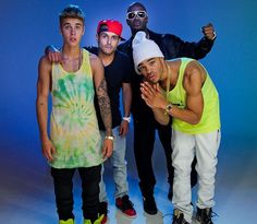 "Here is the music video for Justin Bieber's ""Lolly"" song!"