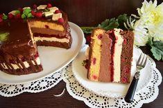 Romanian Desserts, Food Cakes, Something Sweet, Tiramisu, Mousse, Cake Recipes, Sweet Treats, Cheesecake, Deserts