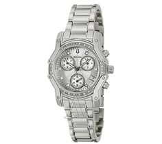 BULOVA Women's Wintermoor Watch 96R138 $150 @ Ashford