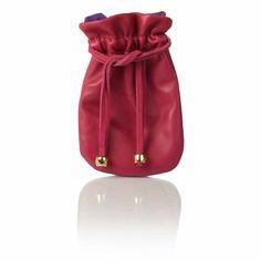 desiary.de - Leder Pouch, pink