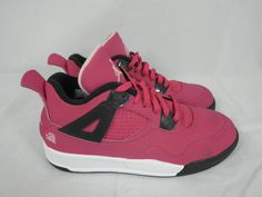 5818f727832 Jordan Leather US Size 4 Athletic Shoes for Girls