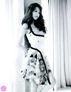 SNSD Soo Young - Elle Magazine September Issue 13