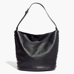 $188 BUY NOW Madewell is always a go-to for quality leather goods. The silhouette of this hobo bag is actually '70s inspired, but it's still minimal enough that you can wear it for years to come. A magnetic closure makes it easy to retrieve your things.