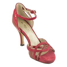 Made in Italy tango shoes for women