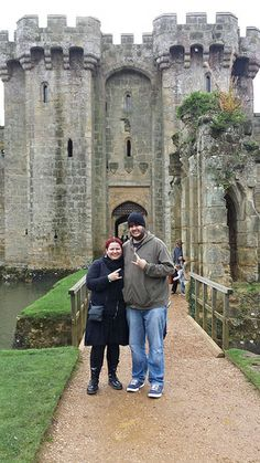 Bodiam Castle 20131020_122439_1 Dr Martens combat boots