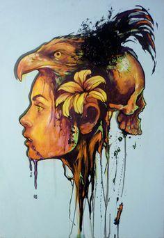 Farid Ruad - I Support Street ArtI Support Street Art