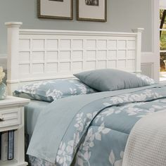 Home Styles Home Styles Arts and Crafts Panel Headboard $245