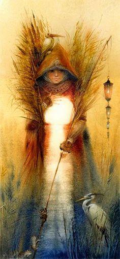 """""""March Angel"""" by Igor Oleynikov"""
