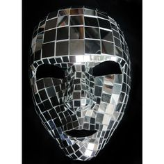 Mirror Mask Full Face ($163) ❤ liked on Polyvore featuring beauty products