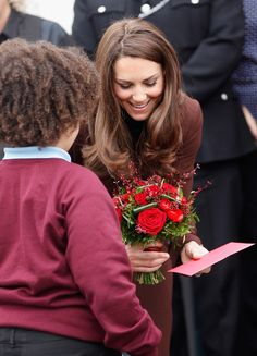 Kate Middleton Photos - The Duchess Of Cambridge Visits Liverpool - Zimbio