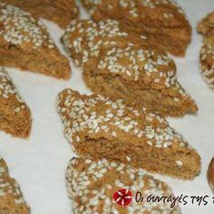 Τέλεια παξιμάδια κανέλας Greek Sweets, Greek Desserts, Greek Recipes, Greek Cake, Greek Cookies, Biscotti, Gingerbread Cookies, Sweet Tooth, Brunch
