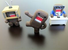 Domo incorporated in our center pieces!