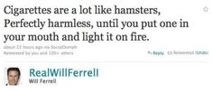 Usually Will Ferrell is dumb, but this is gold.