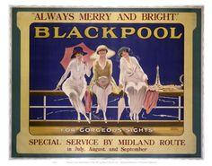 Blackpool Three Ladies