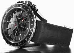 Omega Seamaster Aqua Terra Co Axial GMT Chronograph Watch   omega