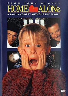 Home Alone... One of my Favs and now one of my kids!!