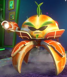 Citron (Plants vs. Zombies: Garden Warfare 2) - Plants vs. Zombies ...