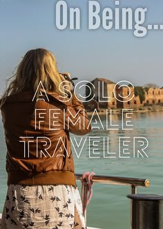 Solo travelling as a female can be daunting, but it shouldn't be! Here are my tips and tricks to navigating travel as a solo female traveler.   Read the full article at: https://thegrlwhowanders.com/travel/beingasolofemaletraveler