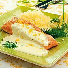 Fish Recipes, Seafood Recipes, New Recipes, Recipe For Mom, Fish And Seafood, Feta, Meal Planning, Salmon, Food And Drink