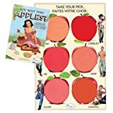 theBalm How 'Bout Them Apples? Lip and Cheek Cream Palette - https://www.avon.com/?repid=16581277 Shop Avon & Save This classy and stylish makeup palette from theBalm is a multi-functioning lip and cheek cream with freshly picked long-lasting shades. Its formula, featuring apple extracts, protects the skin from free radicals while delivering a velvety matte color that won't streak or fade.  Company: theBalm (2014-02-08) (2014-02-08) List Price: $  32.00 Amazon Pric