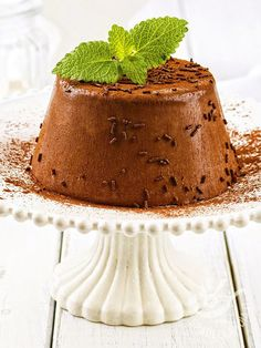 Cafe Food, Recipe Images, Chocolate Recipes, Vanilla Cake, Mousse, Desserts, Oven, Romantic Dinners, Deserts