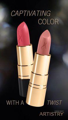 Artistry Signature Lipsticks