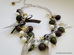 Necklace - for more information go to www.glamaccessories.weebly.com or https://www.facebook.com/GlamAccess0ries