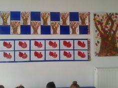 Children made Advent Calendar, Classroom, Holiday Decor, Children, Home Decor, Class Room, Young Children, Boys, Decoration Home