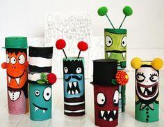 Little Monsters Tutorial