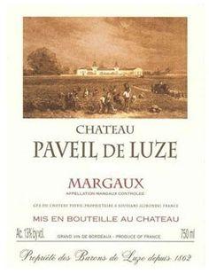 Paveil De Luze / Margaux