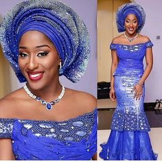 Now you have to select from ankara, lace and aso ebi styles that will suit your kind of person, any of these styles is the best in vogue African Dresses For Women, African Attire, African Wear, African Fashion Dresses, African Women, Fashion Outfits, African Outfits, African Style, African Clothes