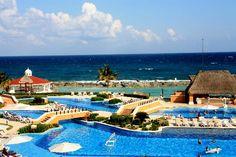 Aventura Spa Palace Resort                        Cancun, Mexico